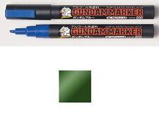 Gundam Marker GM18 Metallic Green GUNPLA Marquer Pen Vert Métallique GSI CREOS