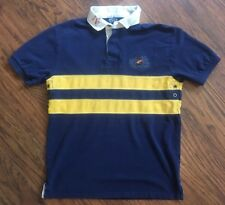 Polo Ralph Lauren rugby shirt fishing tackle outdoor Yacht Club Country Fly M