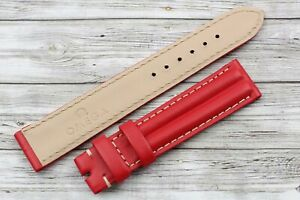 Watch Strap Omega Speedmaster Reduced Red Watch Band Skin 0 23/32in Unisex Skin