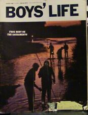 Boys' Life Magazine: August, 1968 Issue-BSA/Boy Scouts
