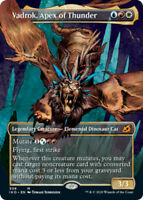 Vadrok, Apex of Thunder - Foil - Showcase x1 Magic the Gathering 1x Ikoria mtg c