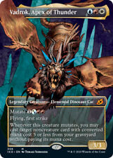 Vadrok, Apex of Thunder - Foil - Showcase x1 Magic the Gathering 1x Ikoria mtg c