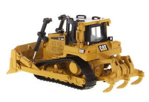 DM 1/64 CaterpillarD6R Track-Type Tractor Dozer Diecast Construction Truck Model