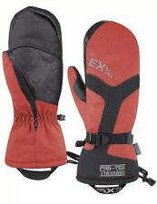 Exski Waterproof Ski Mittens Mens Women Warm 3M Thinsulate Winter Windpro Size M
