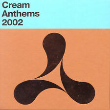 NEW - Cream Anthems 2002 by Various Artists