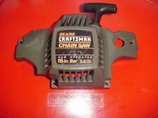 CRAFTSMAN CHAINSAW 2-6 TURBO STARTER   -----  BOX1887O