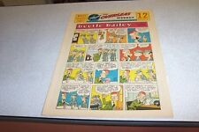 COMICS THE OVERSEAS WEEKLY 5 JUNE 1960 BEETLE BAILEY THE KATZENJAMMER KIDS