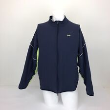 Great Mens Nike Therma fit Full Zip Top / Jumper   Sport Workout   Large   A11