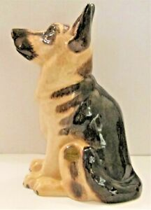 Beswick Animal Money Boxes - This one is the GERMAN SHPHERD ( ALSATIAN )