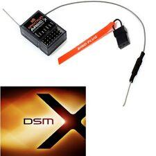 NEW Spektrum DX6I AR610 6-Channel Aircraft Receiver w/ Bind Plug