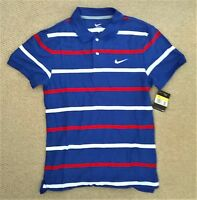 Nike Men's Short Sleeve Casual Polo Shirt Size Small - New With Tags