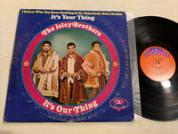 The Isley Brothers It's Our Thing LP T Neck 1st USA Press Funk Soul R&B EX!!!!