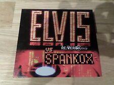 Elvis vs Spankox - Re: Versions      CD Album