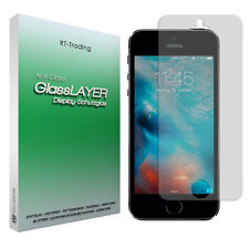 APPLE IPHONE 5 - 0,3MM 9H SCHUTZGLAS GLASFOLIE PANZERGLAS GLAS 3D FOLIE MATT