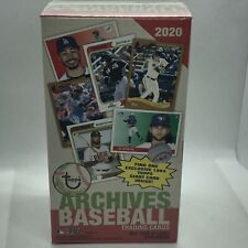 2020 Topps Archives MLB Baseball Blaster Box Exclusive 1964 Giants Possible Auto