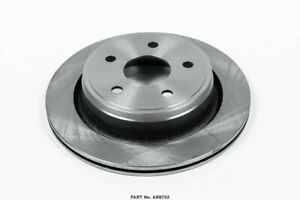 Disc Brake Rotor-Autospecialty by OE Replacement Brake Rotor Rear POWER STOP