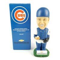 Michael Barrett Chicago Cubs Bobblehead Wrigley Field SGA Bobble Dobbles AGP