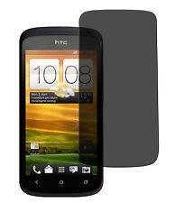 Blickschutzfolie HTC One S Privacy Displayschutz Folie Antispy schwarz matt