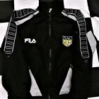 NAC Breda Football Club (Holland) Fila Football Jacket (Youths 9-10 Years)