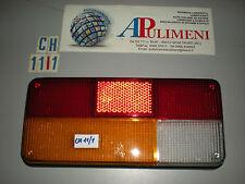 TRASPARENTE PLASTICA POSTERIORE (REAR LAMPS) SX ALFA ROMEO ALFETTA >83 ALTISSIMO