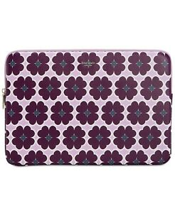 Kate Spade Graphic Universal Laptop Case Cover ~NWT~ Orchid