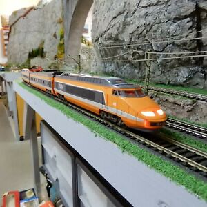 Train Set Jouef  HO DCC 2 Rail
