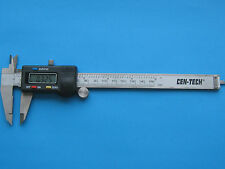 """6"""" DIGITAL CALIPERS Luthier Tool for Guitar Nuts Saddles Frets Strings and More"""