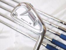 YAMAHA InpresX V Forged TOUR MODEL 6pc S-Flex IRONS SET Golf Clubs inpres inv
