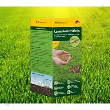 LAWN REPAIR STICKS Premium Grass Lawn Seed Fast Growing - NATURAL COATED SEEDS