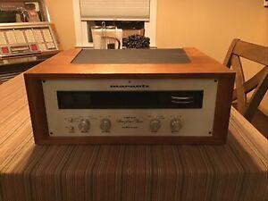 Marantz Model Twenty 20 FM Stereo Tuner Scope
