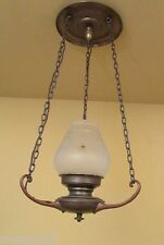 Vintage Lighting remarkable 1930s foyer hall fixture