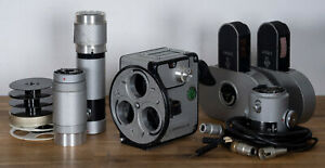 VEB Pentacon Pentaflex AK16 // 16mm Film Camera