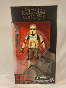 Hasbro Star Wars Black Series 6 Inch #28 Scariff Stormtrooper Squad Leader...