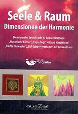 SEELE & RAUM - Dimensionen der Harmonie - 2 CD SET - Projekt Tongrube
