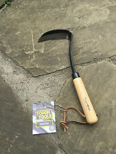 Burgon & Ball Right Handed Japanese Razor Hoe - Garden, Allotment, Tool