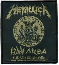 """Metallica """" Bay Area """" Patch/Patch 602439 #"""