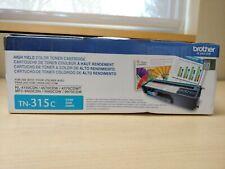 Genuine Brother High Yield TN-315C Toner Cartridge Cyan For HL-4150CDN New