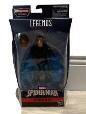 Marvel Legends Spiderman Hydro Man Molten Man BAF USED