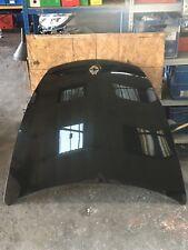 RENAULT LAGUNA COUPE MK3 2009 Complete BONNET in Black NV676