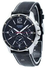 Casio Enticer Analog Quartz MTP-1374L-1AV MTP1374L-1AV Men's Watch