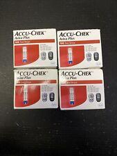 accu-chek Aviva plus Retail Diabetic test strips 400 Strips.