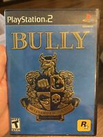 Bully (Sony PlayStation 2 PS2) Complete With Manual And Map Tested