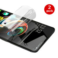 2 pack Samsung Galaxy Note 10, Note 10+ Plus  Screen Protector Film