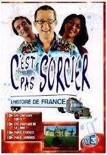 """DVD *C'est pas Sorcier* """"L'Histoire de France"""" - (Occasion Comme Neuf)"""
