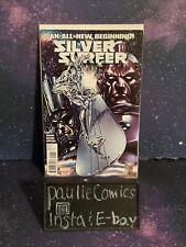 Silver Surfer #1 2011 Marvel Comics Limited Series Pack Segovia Galactus