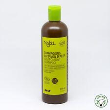 Shampooing 2 en 1 au savon d'Alep Bio - Cheveux normaux – Najel – 500 ml