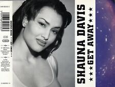SHAUNA DAVIS : GET AWAY / CD - TOP-ZUSTAND