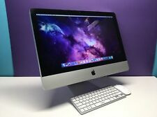 """Apple iMac 21.5"""" Desktop Huge 2TB HD - 3 Yr Warranty Loaded 8GB RAM! OS-2017!"""