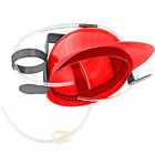 Red Beer & Soda Party Drinking Helmet Hat Perfect for Tailgates Barbecues