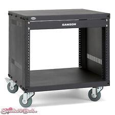 NEW Samson SRK8 Universal 8U Rack Stand 8 Space 19-Inch Equipment SASRK8